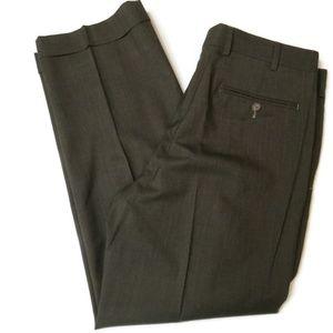 Brooks Brothers Mens Madison Pants Size 36 x 30